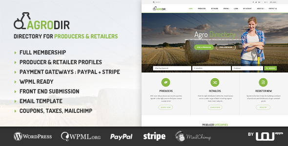 Download Agrodir v1.1.4 - Directory for Producers and Retailers