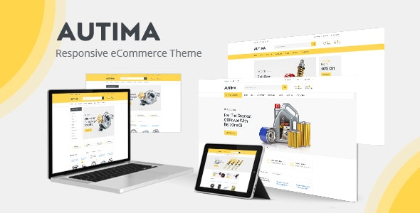 Download Autima v1.0.1 - Car Accessories Theme for WooCommerce WordPress
