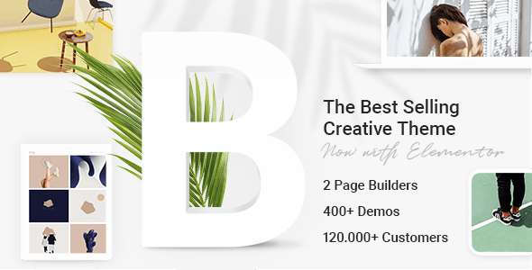 Download Bridge v20.0 - Creative Multi-Purpose WordPress Theme