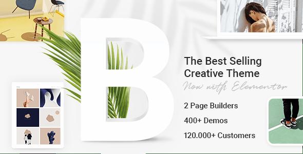 Download Bridge v20.0 - Creative Multi-Purpose WordPress Theme