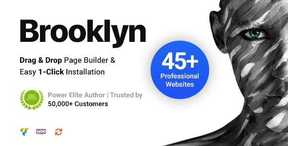 Download Brooklyn v4.9.5 - Creative Multi-Purpose Responsive WordPress Theme