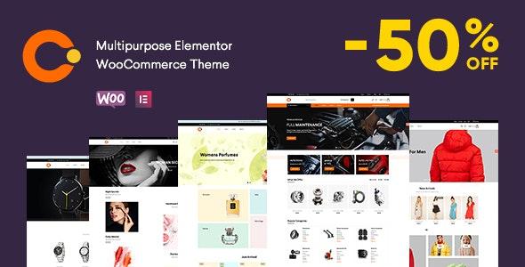 Download Cerato v1.3.7 - Multipurpose Elementor WooCommerce Theme