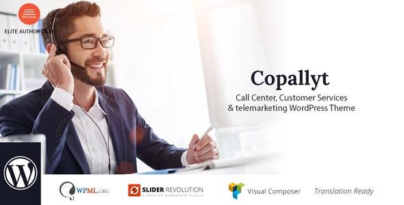 Download Copallyt v3.1 - Call Center & Telemarketing WordPress Theme
