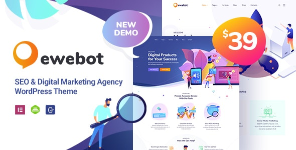 Download Ewebot v1.0.7.2 - SEO Digital Marketing Agency