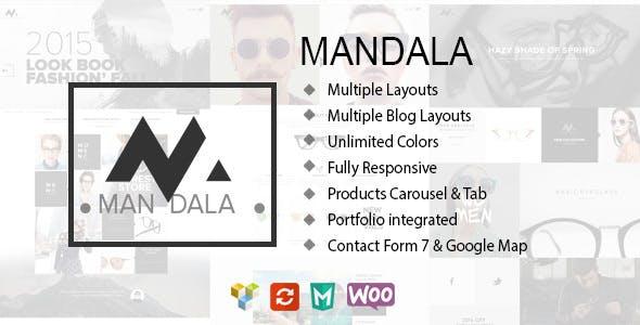 Download Mandala v1.9.3 - Responsive Ecommerce WordPress Theme