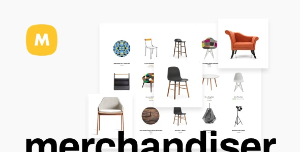 Download Merchandiser v1.9.12 - eCommerce WordPress Theme