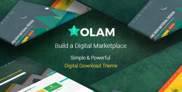 Download Olam v4.5.0 - WordPress Easy Digital Downloads Theme