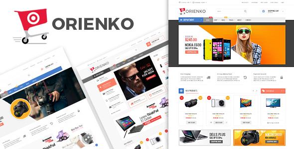 Download Orienko v1.4.5 - WooCommerce Responsive Digital Theme
