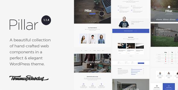 Download Pillar v1.1.15 - Multipurpose Multi-Concept Theme