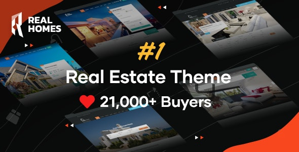Real Homes v3.10.1 - WordPress Real Estate Theme