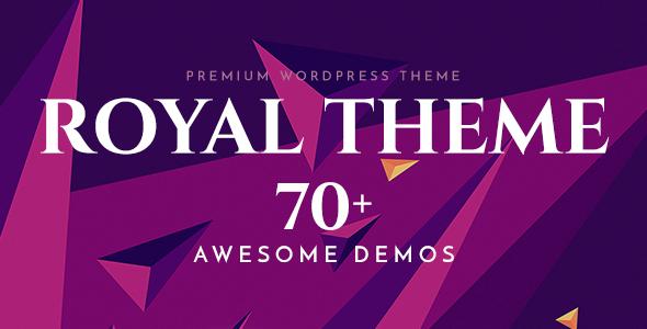 Download Royal v6.2 - Multi-Purpose WordPress Theme