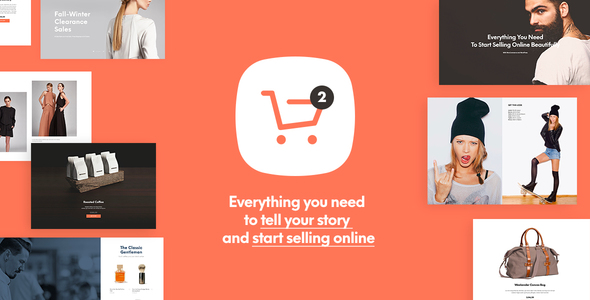 Shopkeeper v2.9.17 - Responsive WordPress Theme