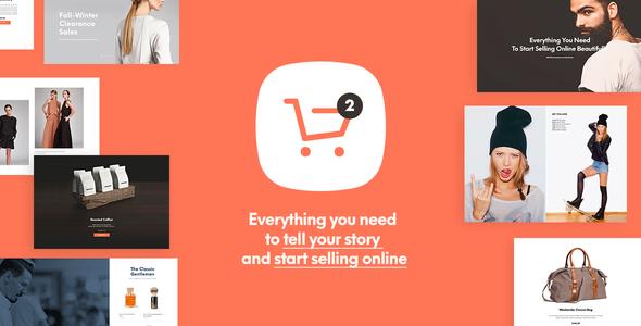 Download Shopkeeper v2.9.21 - Responsive WordPress Theme