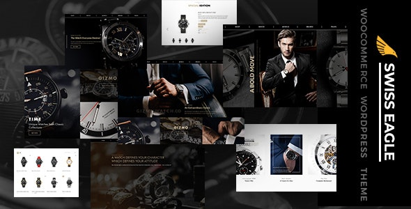 Download Swiss Eagle v1.7 - WooCommerce Shop