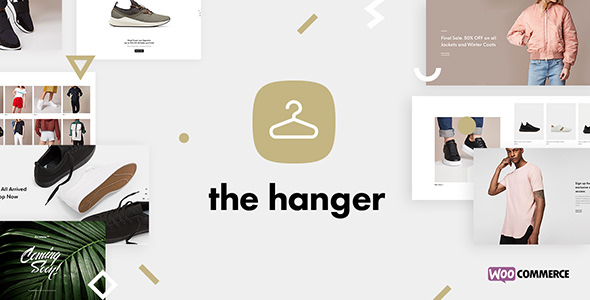 Download The Hanger v1.6.1 - Modern Classic WooCommerce Theme