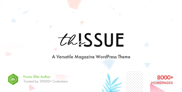 Download The Issue v1.2.2.8 - Versatile Magazine WordPress Theme nulled