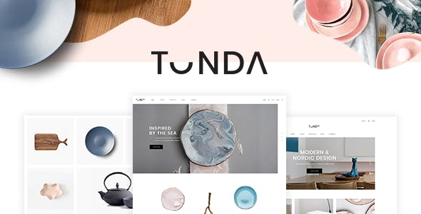 Download Tonda v1.6 - Elegant WooCommerce Theme