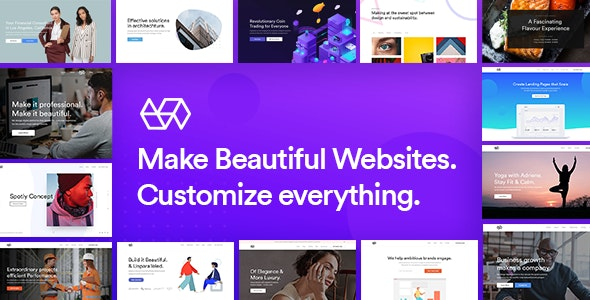 Download Webify v3.5 - All-in-One Elementor WordPress Theme