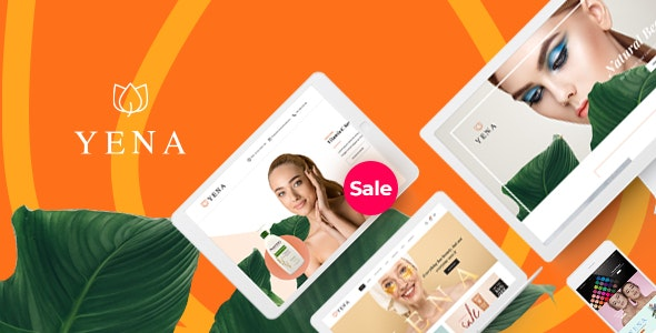 Download Yena v1.0.2 - Beauty & Cosmetic WooCommerce Theme