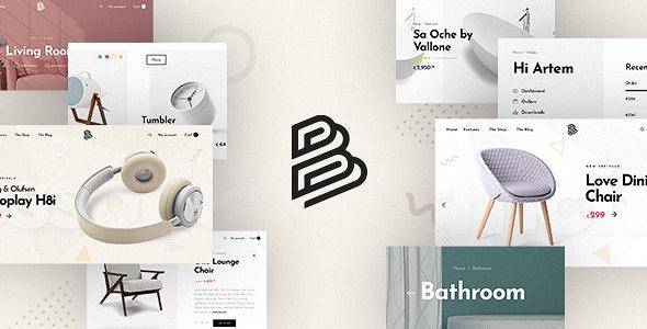 Download Barberry v2.0 - Modern WooCommerce Theme