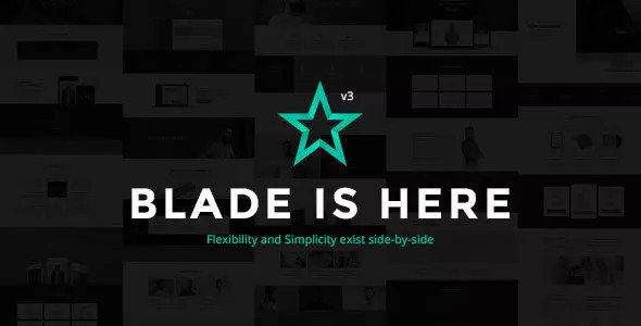 Download Blade v3.1.6 - Responsive Multi-Functional Theme