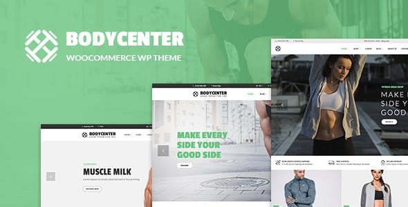 Download BodyCenter v1.5 – Gym, Fitness WooCommerce WordPress Theme