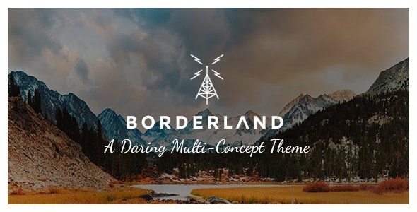 Download Borderland v2.2 - Multipurpose Vintage Theme