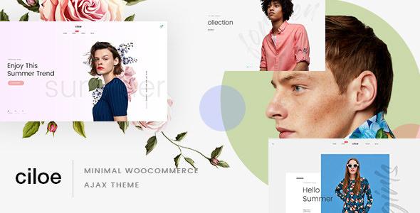 Download Ciloe v1.7.4 - Multipurpose WooCommerce Theme