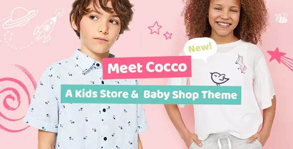 Download Cocco v1.5.1 – Kids Store and Baby Shop Theme