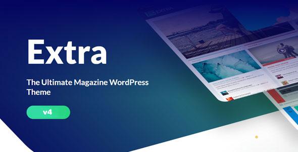 Download Extra v4.4.1 - Elegantthemes Premium WordPress Theme