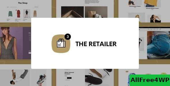 The Retailer v3.2.4 - Responsive WordPress Theme