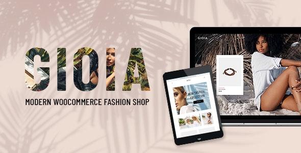 Download Gioia v2.0 – Modern Fashion Shop