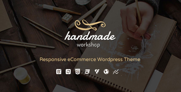 Download Handmade v5.0 - Shop WordPress WooCommerce Theme