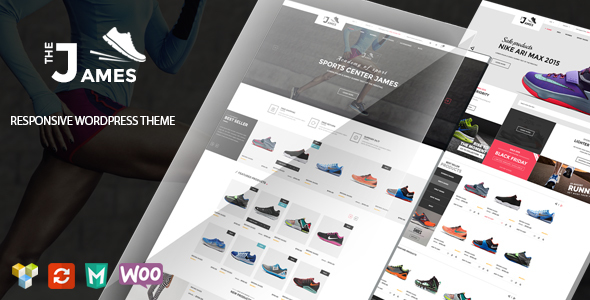 Download James v1.5.3 – Responsive WooCommerce Shoes Theme