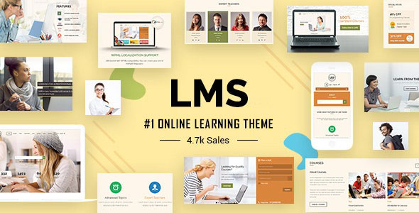 Download LMS v6.0 - Responsive Learning Management System