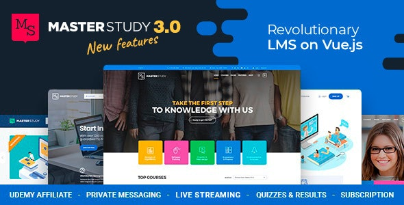 Download Masterstudy v3.0.11 - Education Center WordPress Theme