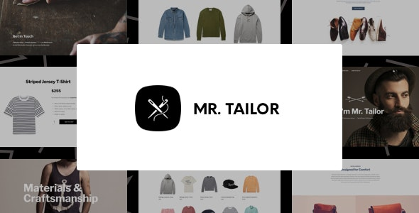 Download Mr. Tailor v2.9.14 - Responsive WooCommerce Theme