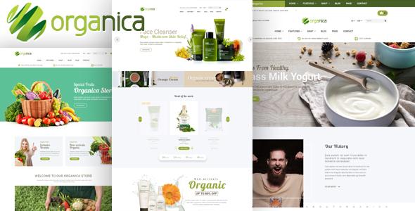 Download Organica v1.5.4 – Organic, Beauty, Natural Cosmetics