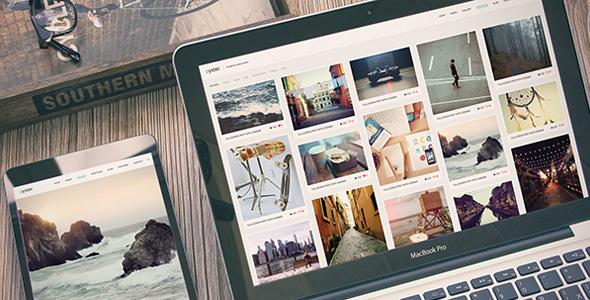 Download Oyster v4.1.6 - Creative Photo WordPress Theme