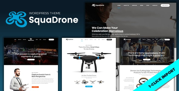 Download SquaDrone v1.1.0 - Drone & UAV Business