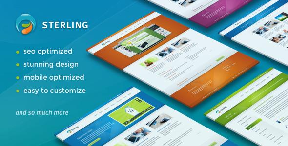 Download Sterling v2.7.0 - Responsive WordPress Theme