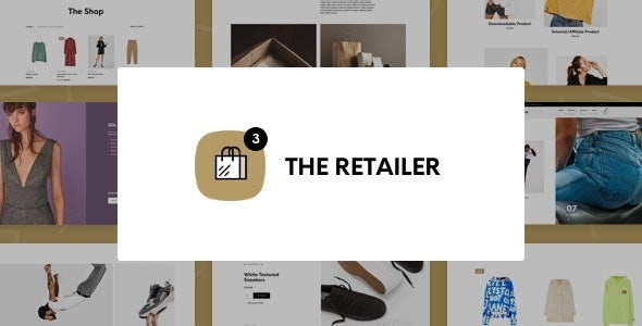 Download The Retailer v3.1.5 - Responsive WordPress Theme