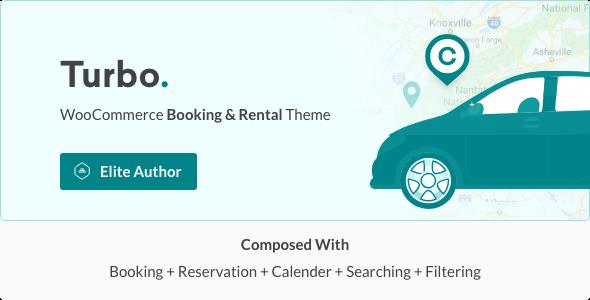 Download Turbo v6.0.7 - Car Rental System WordPress Theme