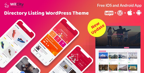 Download Wilcity v1.2.0.9 – Directory Listing WordPress Theme