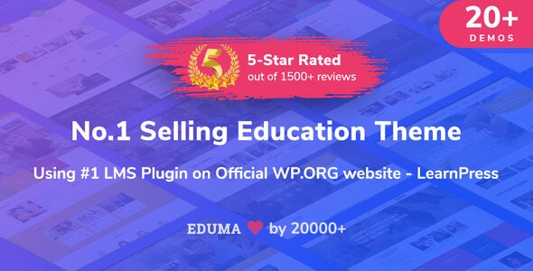 Download Eduma v4.2.2 - Education WordPress Theme