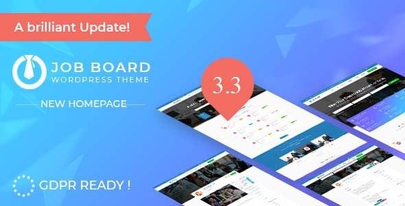 Download InJob v3.3.9 - Job Board WordPress Theme