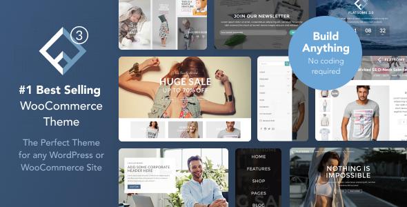 Download Flatsome v3.11.0 - Multi-Purpose Responsive WooCommerce Theme