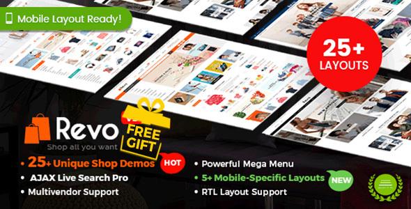Download Revo v3.5.6 - Multi-purpose WooCommerce WordPress Theme