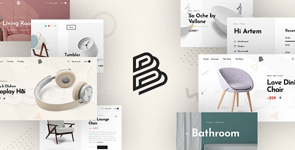 Download Barberry v2.1 - Modern WooCommerce Theme