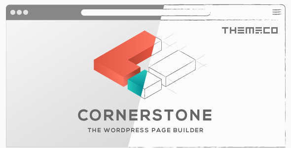 Cornerstone v4.2.3 - The WordPress Page Builder Free Download